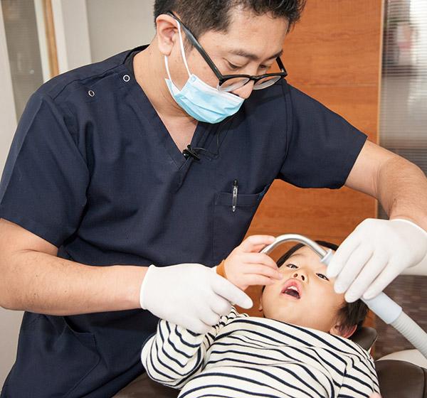 丹羽 佑介 歯科医師 はみんぐケア歯科クリニック 院長
